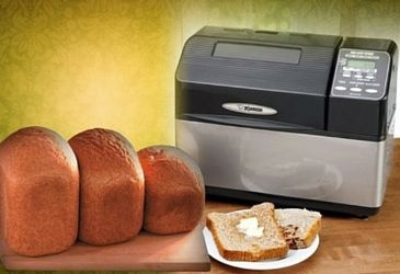 baking smart bread maker