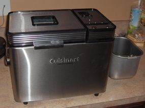 Cuisinart CBK 100 Bread Maker