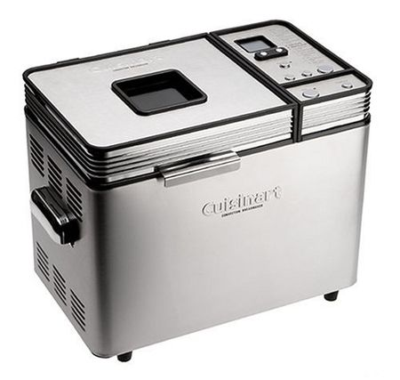 baking smart - Cuisinart bread maker