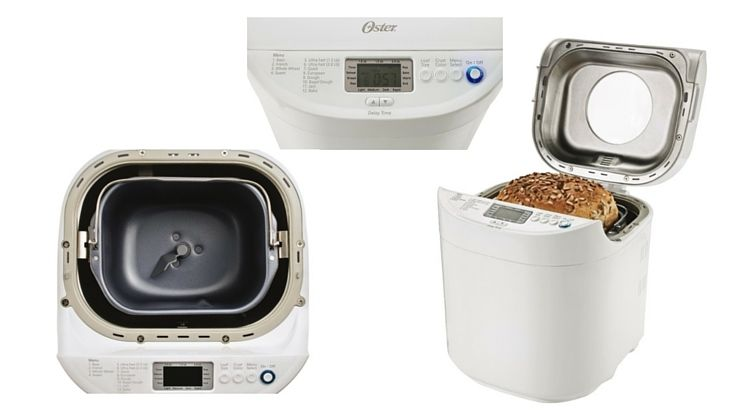oster bread maker 5838 manual