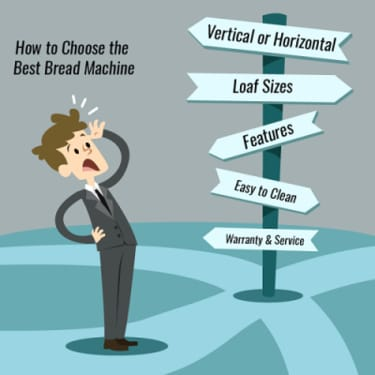 how to choose a bread machine